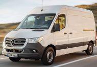 mercedes sprinter furgone