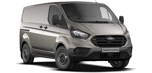noleggio lungo termine ford transit custom furgone